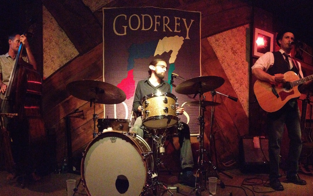 Alex Radus Trio Live at Riverside Festival of the Arts!