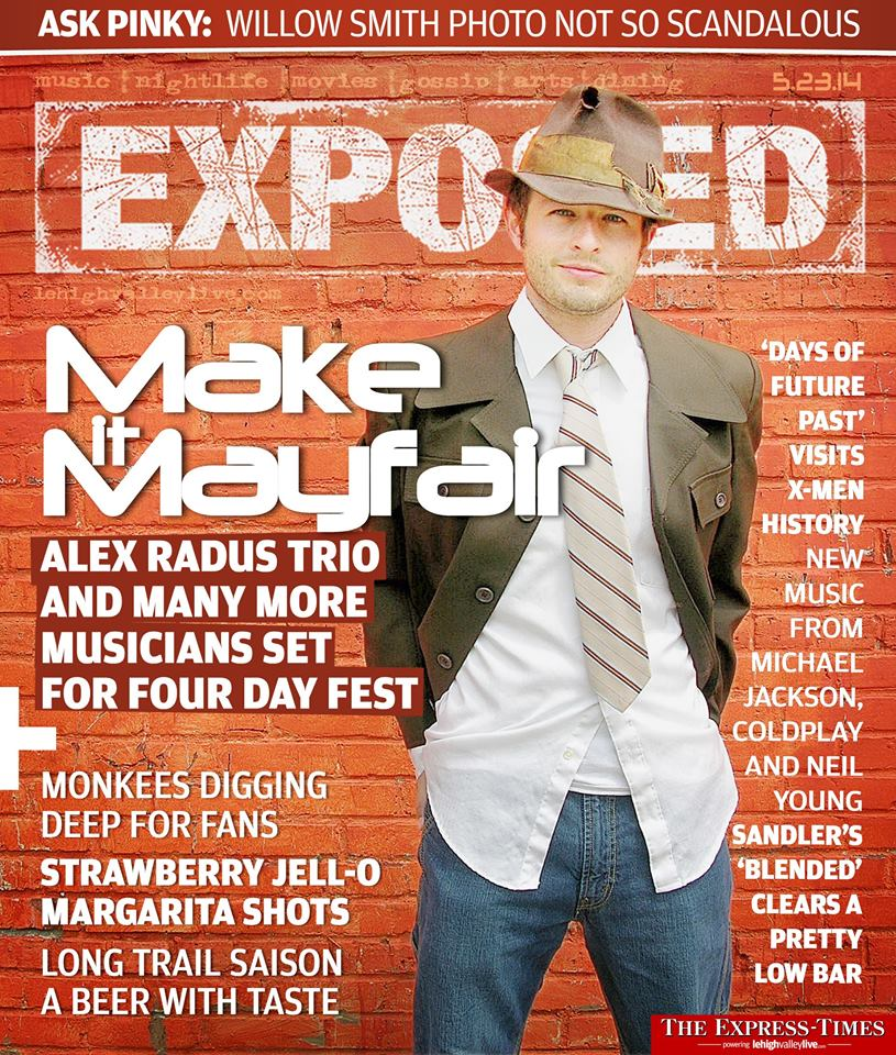 Express Times Cover